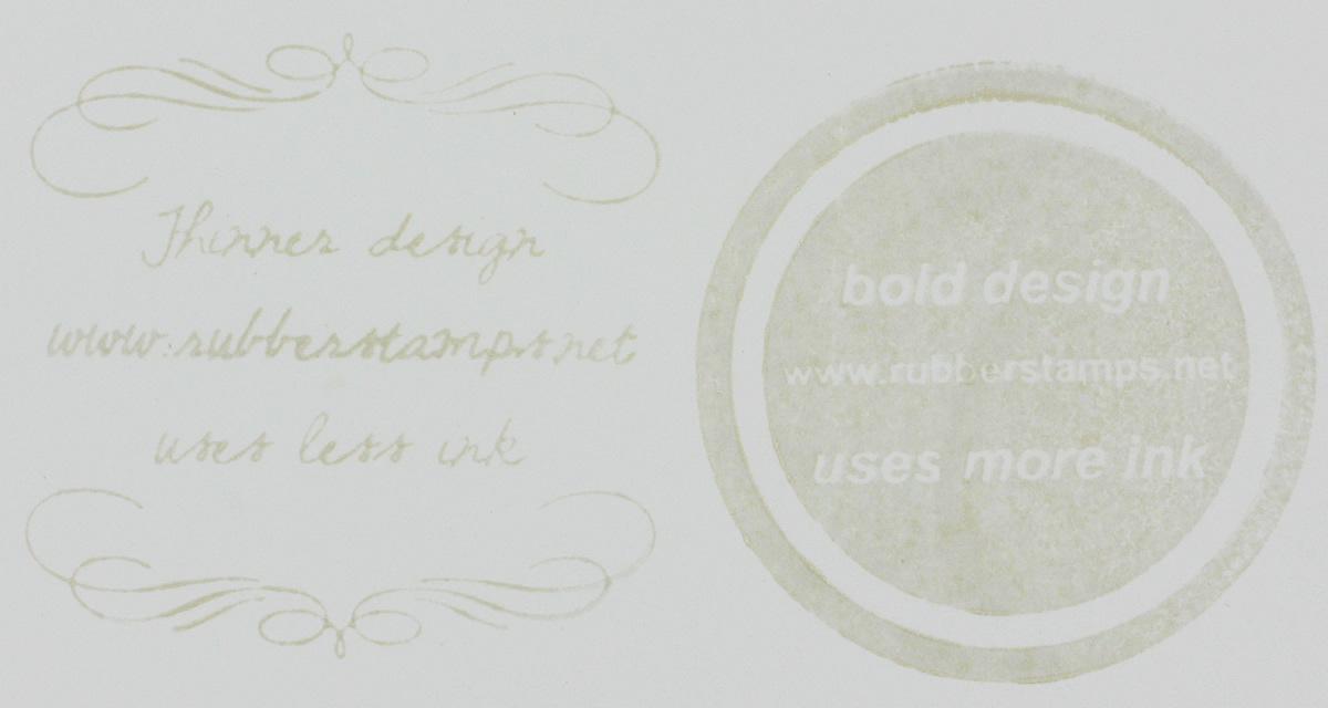 Metallic Ink Stamp Pads
