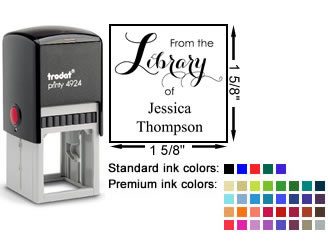 From the Library of Stamps - Personal Library Stamps Online