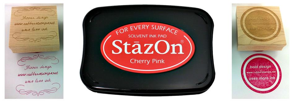 StazOn Permanent Ink Pads