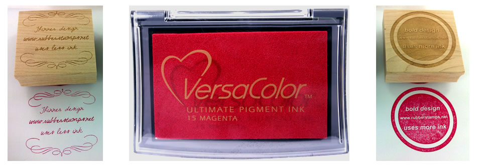 View Versacolor Ink and Impression Gallerys