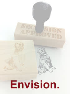 Custom Signature Rubber Stamp