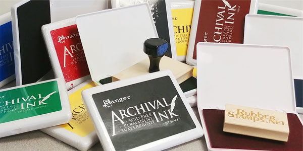 Assortment of All-Purpose Ink Pads