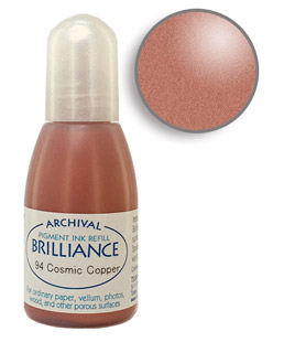 Brilliance Cosmic Copper Re-Inker
