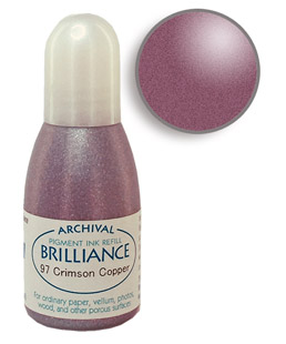 Brilliance Crimson Copper Re-Inker