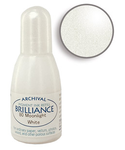 Brilliance Moonlight White Re-Inker