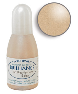 Brilliance Beige Re-Inker