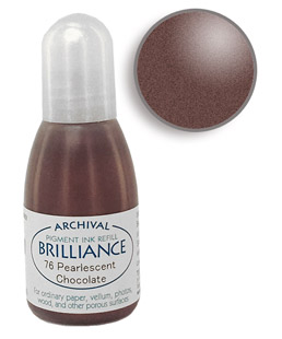 Brilliance Chocolate Re-Inker