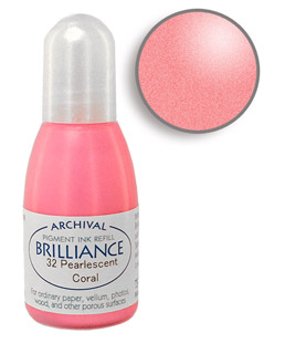 Brilliance Coral Re-Inker