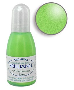 Brilliance Lime Re-Inker