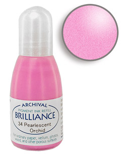 Brilliance Orchid Re-Inker