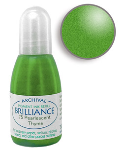 Brilliance Thyme Re-Inker