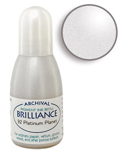 Brilliance Platinum Planet Re-Inker