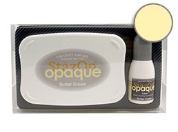 StazOn Opaque Butter Cream Set