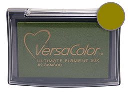 Versacolor Bamboo Pigment Ink - Stamp pad
