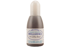 Brilliance Coffee Bean Pearlescent Refill Ink