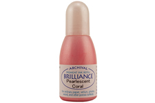Brilliance Coral Pearlescent Refill Ink