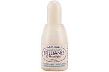 Brilliance Moonlight White Pearlescent Refill Ink