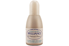 Brilliance Platinum Planet Pearlescent Refill Ink