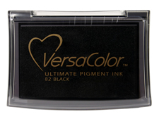 Versacolor Black Ink Pad