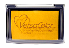 Versacolor Canary Ink Pad