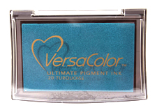 Versacolor Turquoise Ink Pad