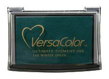 Versacolor Winter Green Ink Pad