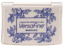 Versafine Majestic Blue Ink Pad