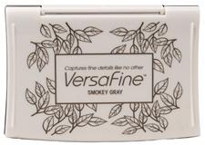Versafine Smokey Gray Ink Pad
