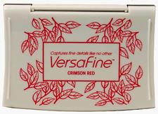 Versafine Crimson Red Ink Pad