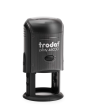 Customize, preview and order a Trodat 46030 circular self-inking rubber stamp online.  Quick turnaround, quantity discounts.