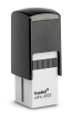 Trodat 4922 custom rubber stamp: Self-inking, medium quality.  Up to 20,000 impressions before needs re-inking.