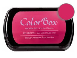 Colorbox Ink Archival Blossom Pad