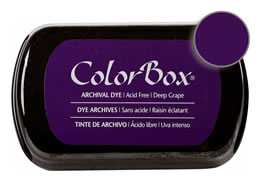 Colorbox Ink Archival Deep Grape Pad