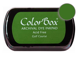 Colorbox Ink Archival Golf Course Pad