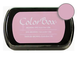 Colorbox Ink Archival Lilac Pad