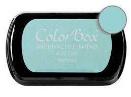 Colorbox Ink Archival Mermaid Pad