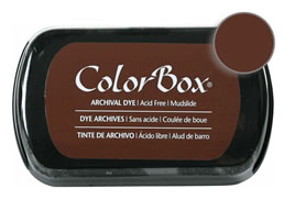 Colorbox Ink Archival Mudslide Pad