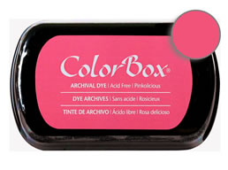 Colorbox Ink Archival Pinkolicious Pad