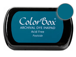 Colorbox Ink Archival Poolside Pad