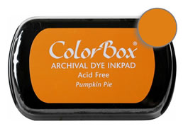 Colorbox Ink Archival Pumpkin Pie Pad