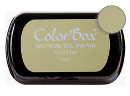 Colorbox Ink Archival Putty Pad