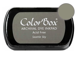 Colorbox Ink Archival Seattle Sky Pad