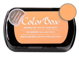 Colorbox Ink Archival Toasted Apricot Pad