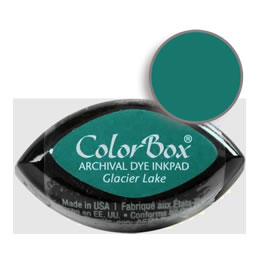 Colorbox Ink Archival Glacier Lake Cat's Eye Pad