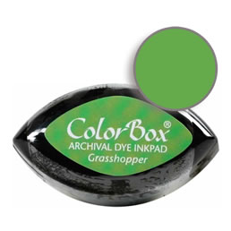 Colorbox Ink Archival Grasshopper Cat's Eye Pad