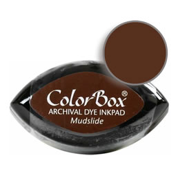 Colorbox Ink Archival Mudslide Cat's Eye Pad