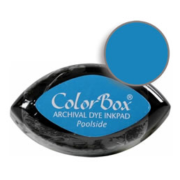 Colorbox Ink Archival Poolside Cat's Eye Pad