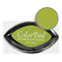Colorbox Ink Archival Tree Frog Cat's Eye Pad