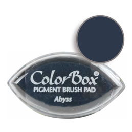 Colorbox Ink Pigment Abyss Cat's Eye Pad