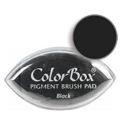 Colorbox Ink Pigment Black Cat's Eye Pad